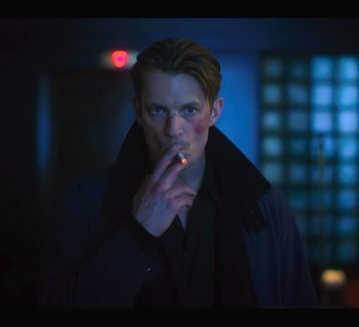 """Bay city""(altered carbon), parte 2: ""Mettiglielo in culo. Fatene una ragione personale"""