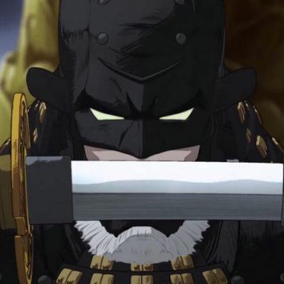 """""""Batman Ninja"""":estasi e bellezza assoluta(parte 1)"""