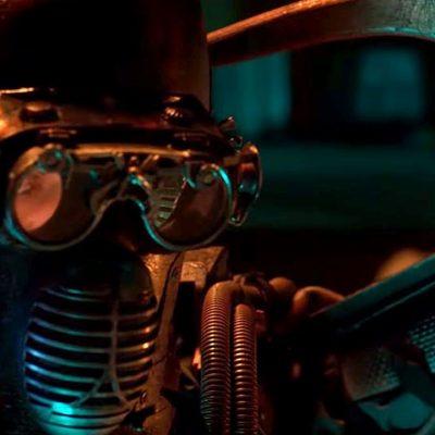"""Copperman"": Forrest Gump+Spiderman"